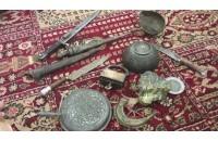 Mısır'da bulunan değerli objeler