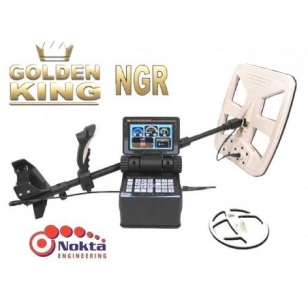 İkinci El Nokta Golden King NGR Dedektör